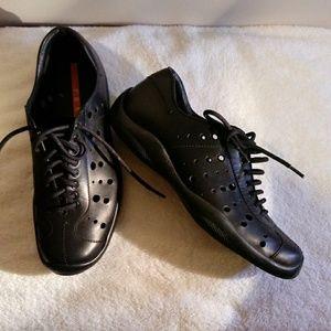 Prada Sport Sneakers Vitello Sport. Size 38